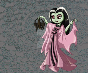 classic tv, lily, and Munsters image