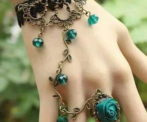 bracelet and fairytale image