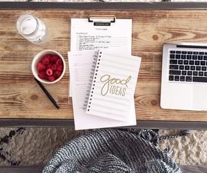 ideas, fruit, and inspiration image