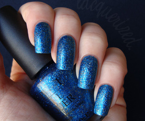 beauty, blue, and dark blue image