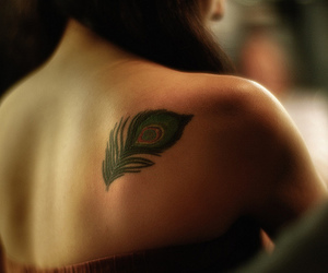 back and tattoo image