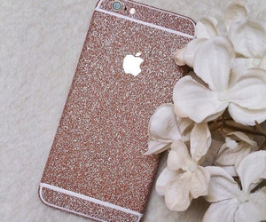 iphone, fashion, and glitter image
