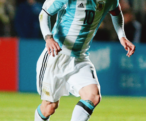 argentina, messi, and football image