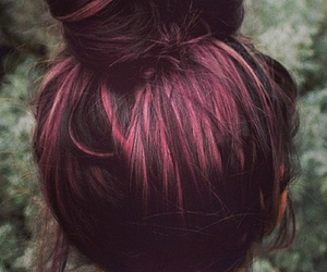 bun, dark, and plum image