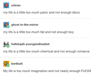cool, panic!at the disco, and imagine dragons image