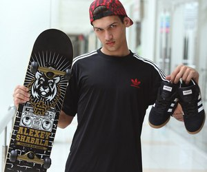 adidas, skateboards, and footwork image