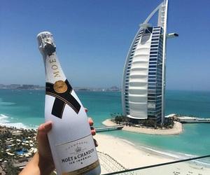 Dubai, summer, and luxury image