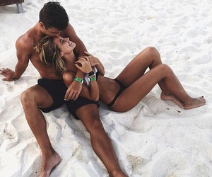couple, goals, and hugging image