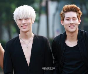 kpop, minhyuk, and jooheon image
