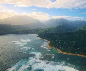 landscape, wanderlust, and water image
