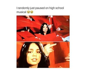 disney, funny, and high school musical image