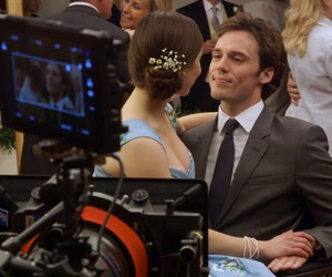 behind the scenes, movie, and love story image