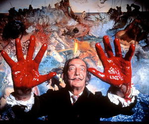 salvador dali, art, and dali image