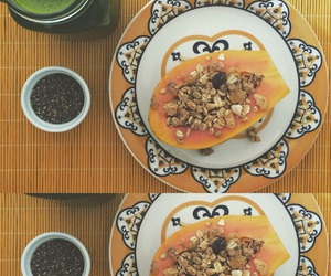 breakfast, diet, and fitness image
