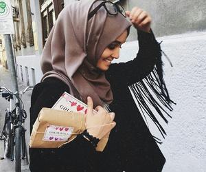 fashion, muslima, and hijabfashion image