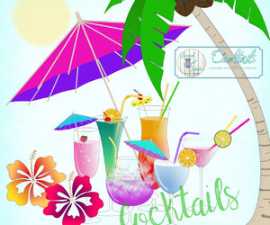 journaling, umbrella, and printable images image