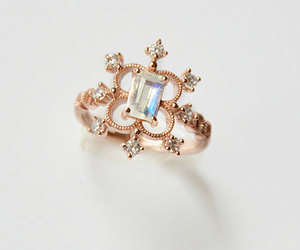 bridesmaid, moonstone jewelry, and etsy image