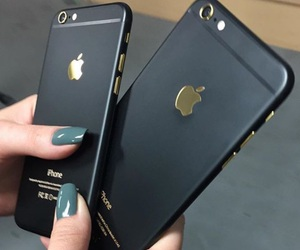 tumblr and iphone 6 black image
