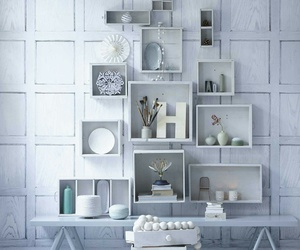 facebook, home decor, and shelves image