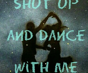 background, dance, and life image