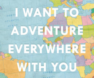 adventure, world, and travel image