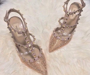 shoes, heels, and Valentino image