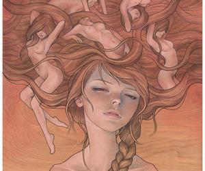 art, audrey kawasaki, and drawing image