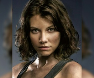 Maggie, the walking dead, and twd image