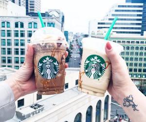 coffee, starbucks, and tumblr image