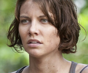 Maggie, maggie greene, and the walking dead image