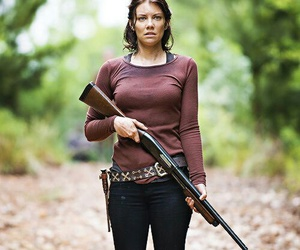 the walking dead, Maggie, and maggie greene image