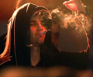 justin bieber, smoke, and JB image