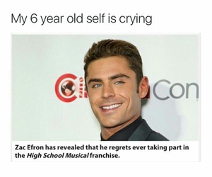 ew, funny, and high school musical image