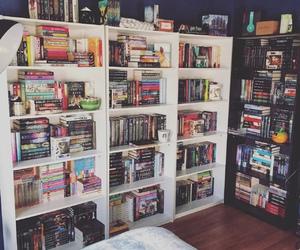 book, books, and Libary image