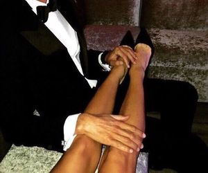 legs, shoes, and man image