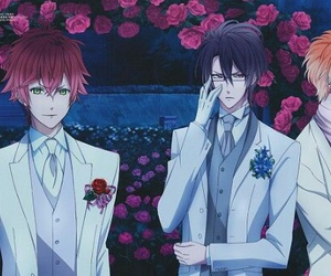 diabolik lovers, anime, and reiji image
