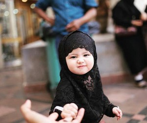 baby, islam, and muslim image