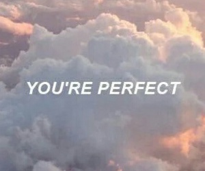 perfect, quote, and one direction image