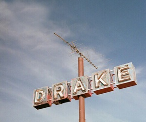 Drake, indie, and blue image