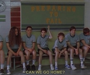 freaks and geeks, school, and tumblr image
