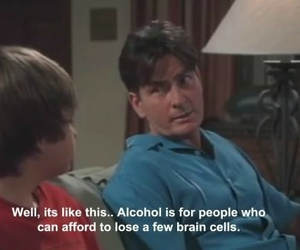 159 images about two and a half men on We Heart It | See