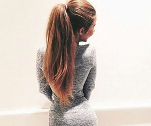 hair, body, and dress image