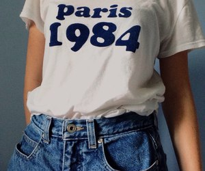 paris, style, and vintage image