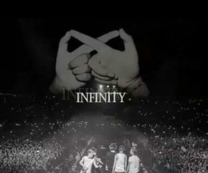 infinity and one direction image