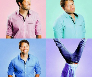 actor, handsome, and supernatural image
