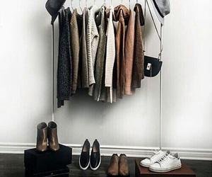 closet, fashion, and Hot image