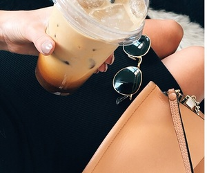 beige, chloe, and coffee image