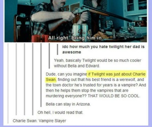 twilight, funny, and lol image