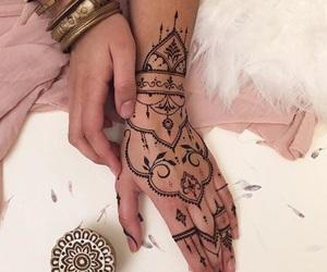 arabic, tribal, and beautiful image