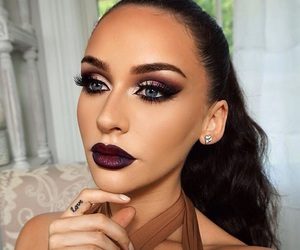 beauty, makeup, and dramatic image